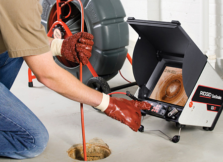 Preventing Drain Problems with Camera Inspection   Drain Doctor